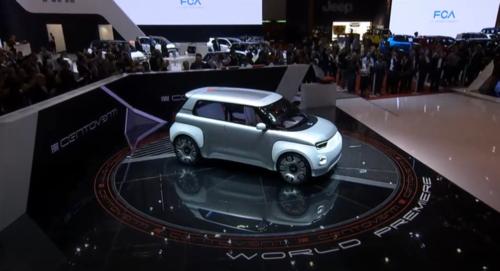 Fiat Centoventi concept: ecco le prime immagini live (8)