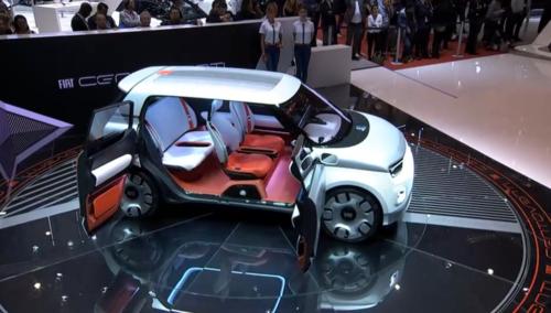 Fiat Centoventi concept: ecco le prime immagini live (2)