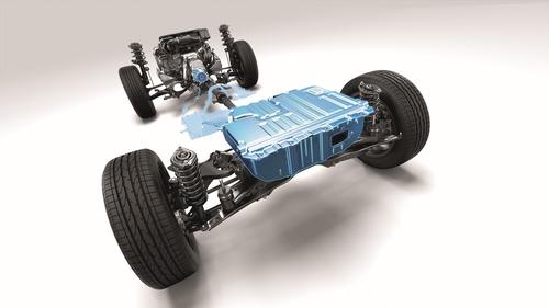 Subaru XV e Forester e-BOXER: ibride al Salone di Ginevra 2019 (6)