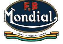 F.B Mondial presente al Roma Moto Days