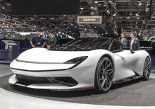 Pininfarina al Salone di Ginevra 2019 [Video]
