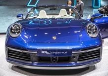 Porsche al Salone di Ginevra 2019 [Video]