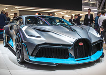 Bugatti al Salone di Ginevra 2019 [Video]