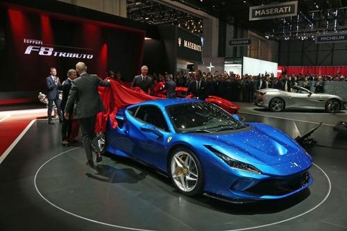 Camilleri, Ferrari: «Prima ibrida a maggio» (3)