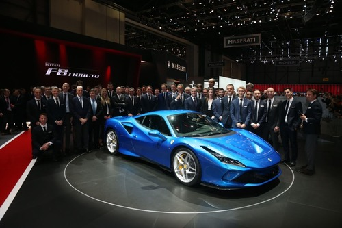Camilleri, Ferrari: «Prima ibrida a maggio» (7)