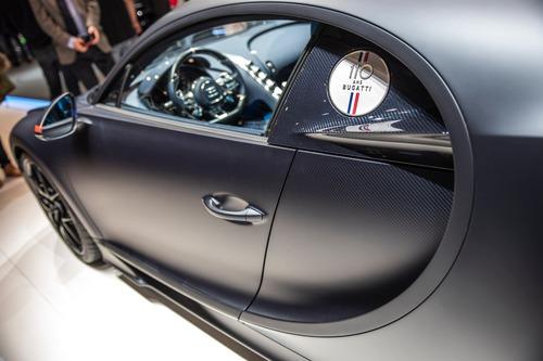 Bugatti Chiron Sport, a Ginevra la serie speciale 110 ans Bugatti (3)