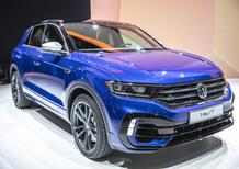 Volkswagen T-Roc R, la concept al Salone di Ginevra 2019 [Video]
