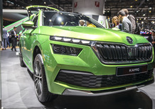 Skoda Kamiq: foto, video e dati tecnici del nuovo city SUV [Video]
