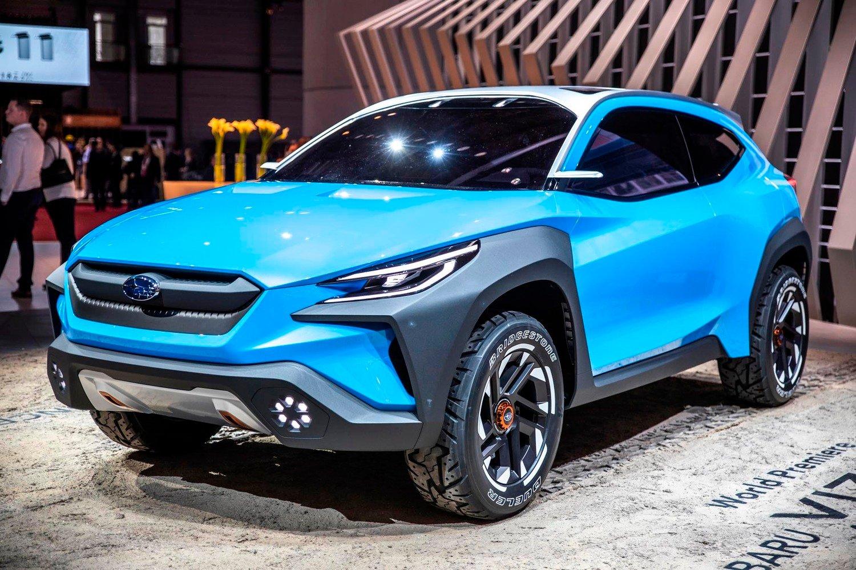 Subaru Viziv Adrenaline Concept al Salone di Ginevra 2019