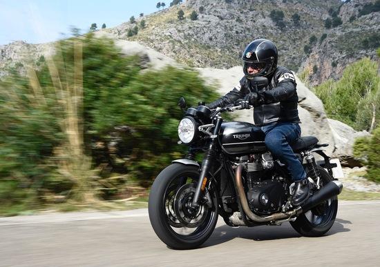 Triumph Demo Tour: prima tappa a Motodays
