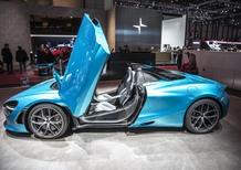 McLaren al Salone di Ginevra 2019 [Video]