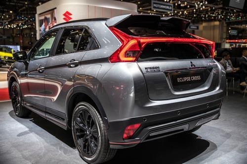 Mitsubishi al Salone di Ginevra 2019 (2)