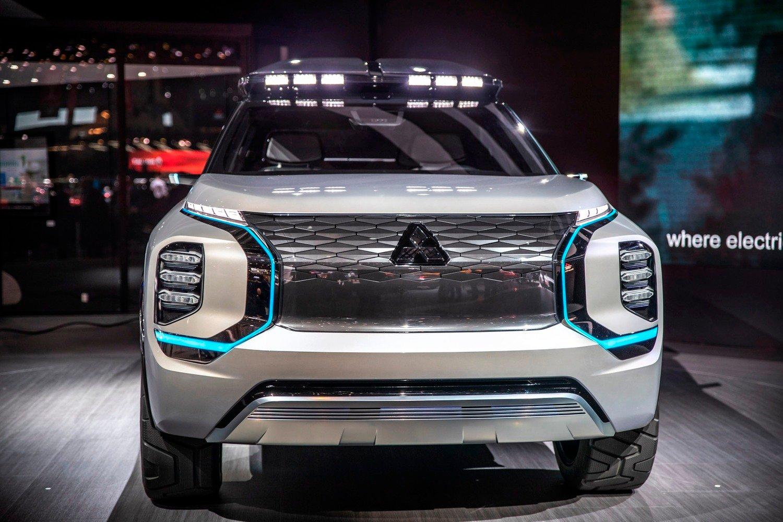 Mitsubishi al Salone di Ginevra 2019