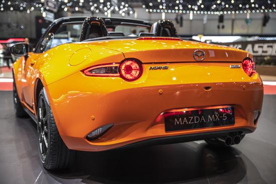 La mitica Mazda MX-5 nello speciale allestimento 30th Anniversary Edition