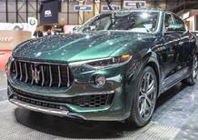 Maserati al Salone di Ginevra 2019