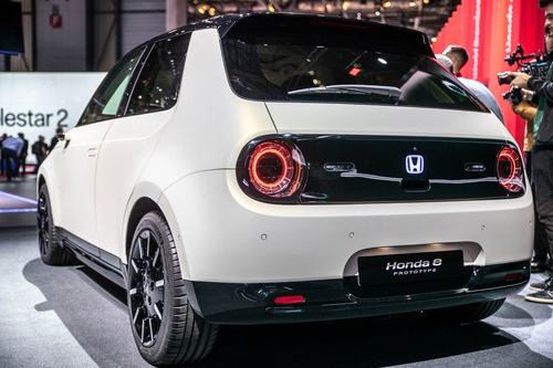 Honda al Salone di Ginevra 2019 (5)