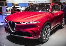 Alfa Romeo Tonale concept al Salone di Ginevra 2019 [Video]