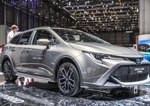 Toyota Corolla GR Sport e Corolla Trek al Salone di Ginevra 2019 [Video]