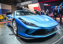 Ferrari F8 Tributo: foto, video e dati tecnici dell'erede della 488 [Video]