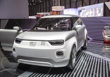 Fiat Centoventi Concept al Salone di Ginevra 2019 [Video]