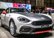 Abarth al Salone di Ginevra 2019 [Video]