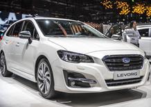 Subaru Levorg 2019: aggiornamenti per il Salone di Ginevra