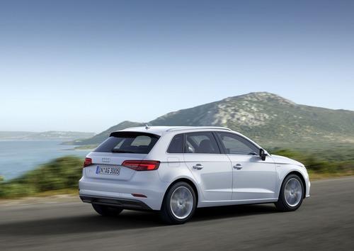 Audi A3 Sportback g-tron 2019: più metano, meno benzina