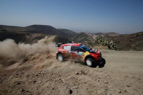 WRC19. Mexico. Meeke, Lappi e un velo di leggenda (3)