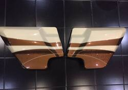 COPPIA SIDECOVER FLH PAINTED USED 2009-2019 Harley-Davidson