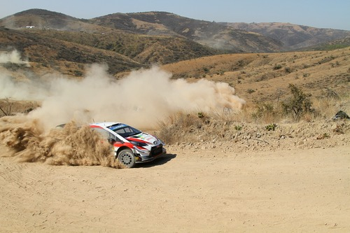 WRC19. Mexico. L'Ogier (di Citroen) che ci si aspetta (2)