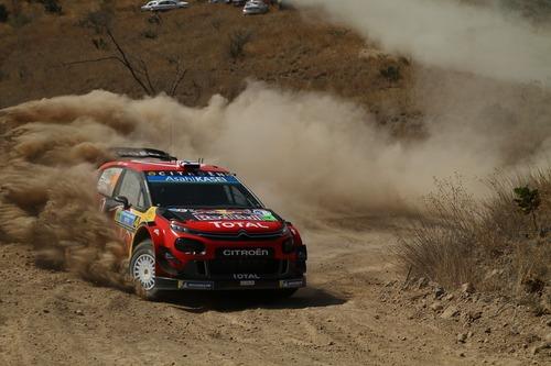 WRC19. Mexico. L'Ogier (di Citroen) che ci si aspetta (4)