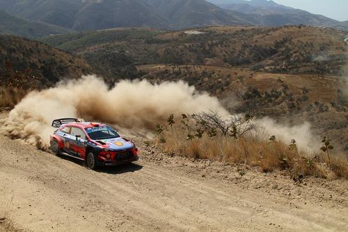 WRC19. Mexico. L'Ogier (di Citroen) che ci si aspetta (8)
