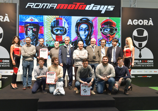 Roma Motodays: mobilità e commuting