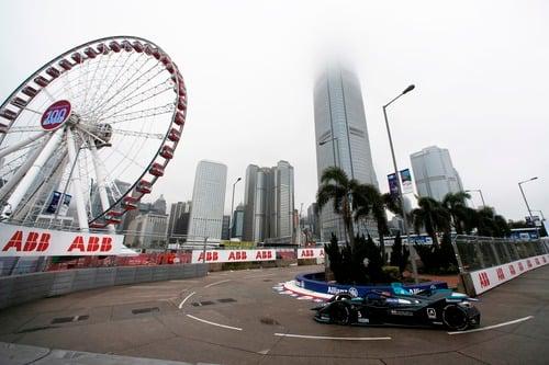 Formula E, ePrix di Hong Kong: squalificato Bird, la vittoria a Mortara (8)