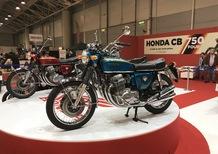 Honda CB 750 Four: la mostra a Roma Moto Days 2019