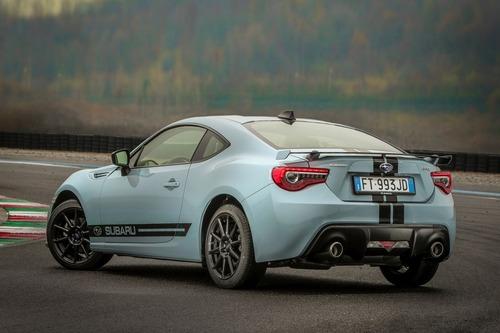 Subaru BRZ Gunma Edition, la BRZ è più sportiva (2)
