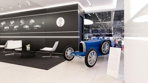 Bugatti, ecco la Baby II da 30.000 euro (3)