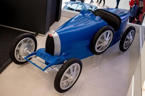 Bugatti, ecco la Baby II da 30.000 euro (6)