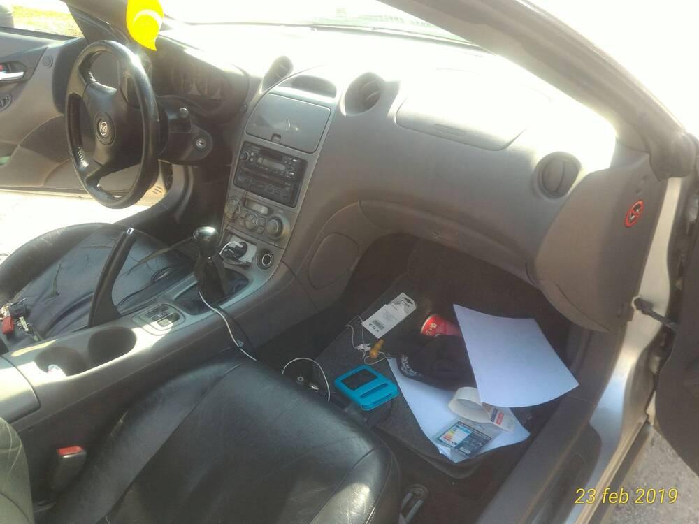 Toyota Celica 1.8 16V VVT-i del 2000 usata a Botticino (2)