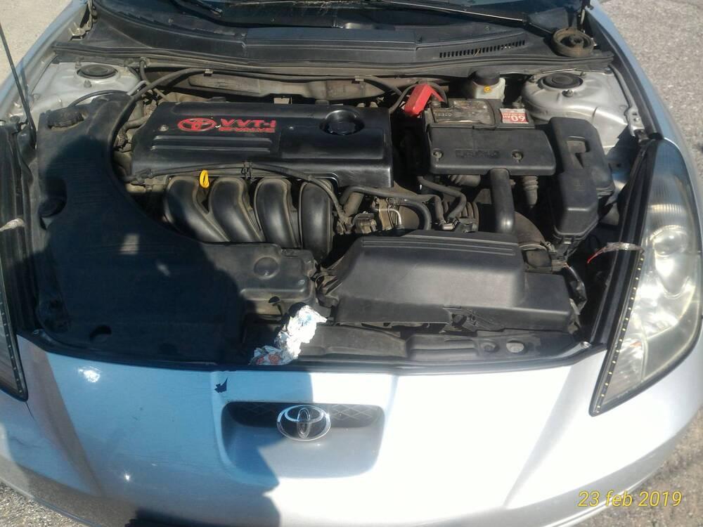 Toyota Celica 1.8 16V VVT-i del 2000 usata a Botticino (4)