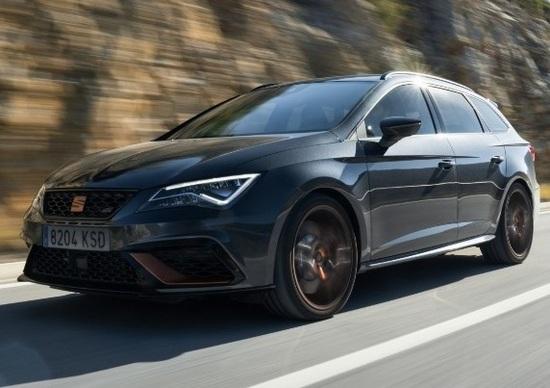 Seat Leon Cupra R ST 2019, 300 cv anche per la familiare