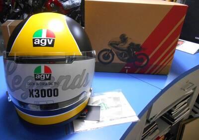 CASCO LEGENDS X3000 Agv - Annuncio 7605077
