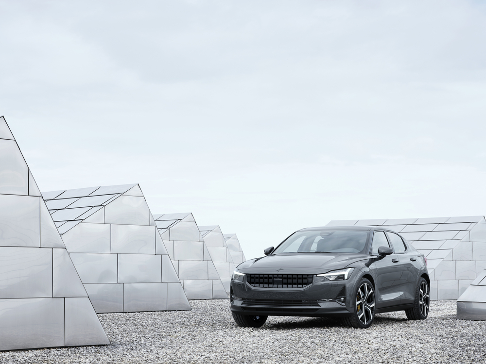 Polestar, l'anti Tesla ha DNA svedese