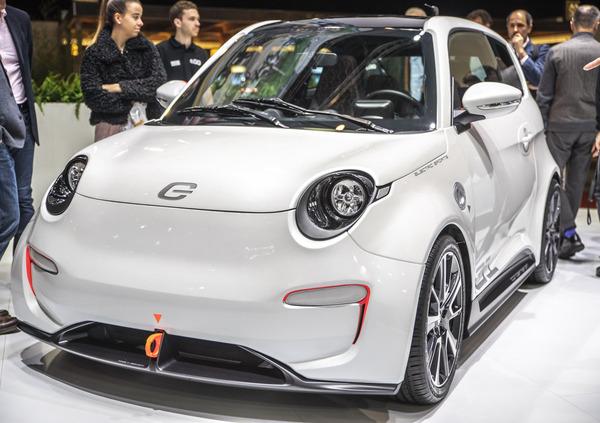 Salone dell'auto, Ginevra 2019 a tutto elettrico