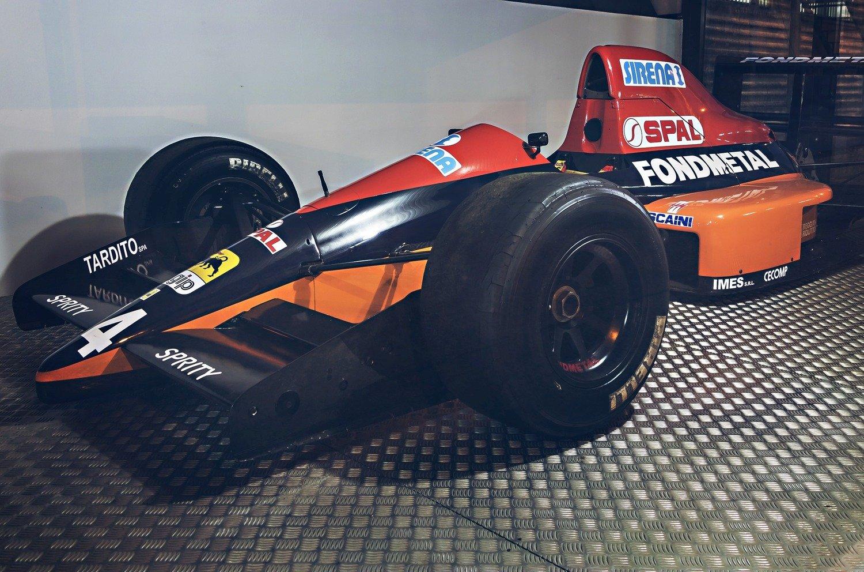 F1: Fondmetal, una storia di passione grazie al cuore di Gabriele Rumi