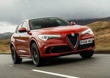 Richiamo Alfa Romeo, Cruise Control: Stelvio e Giulia in concessionaria per aggiornamenti