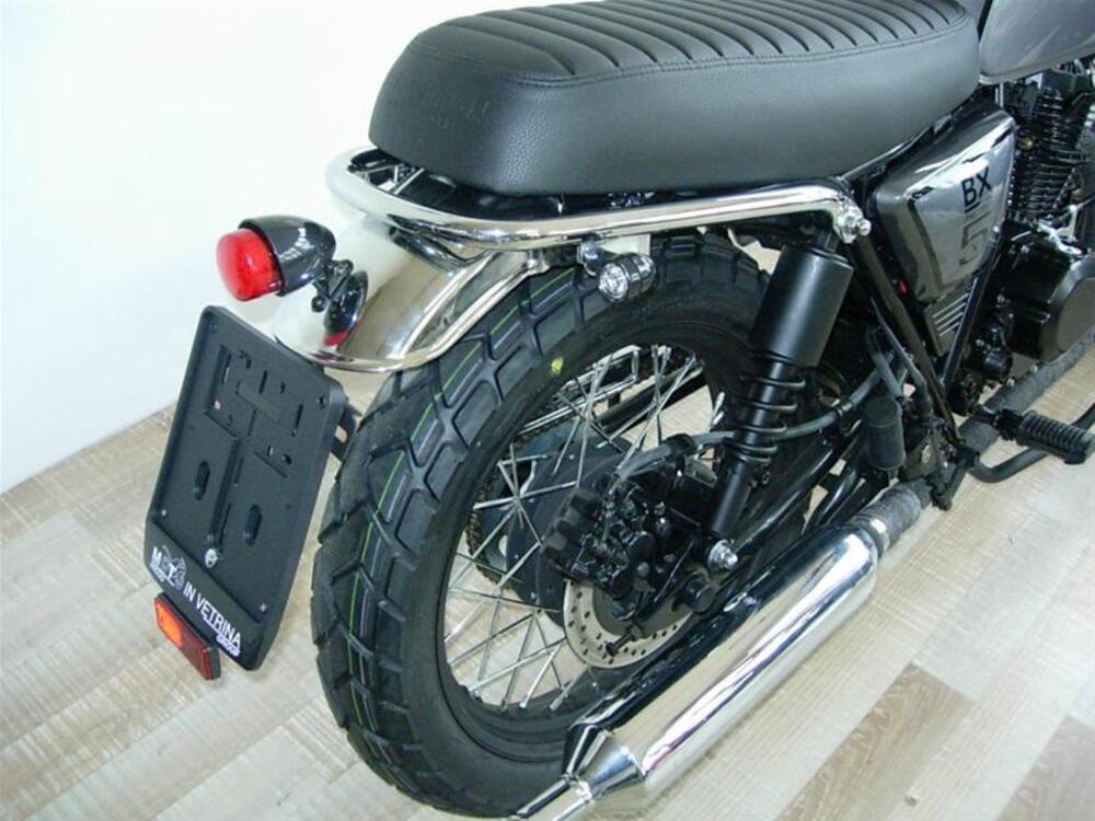 Brixton Motorcycles BX 125 (2017 - 19) (3)