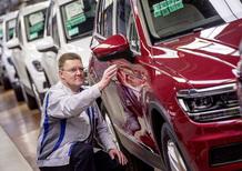Volkswagen taglierà 7.000 posti di lavoro