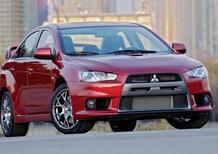 Mitsubishi dice addio alle auto sportive. Mai più una Lancer Evo
