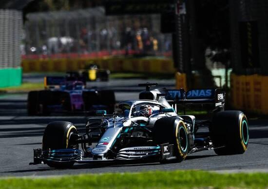 F1, GP Australia 2019, FP2: Hamilton al top